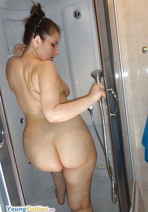 White girls butts in shower rather valuable